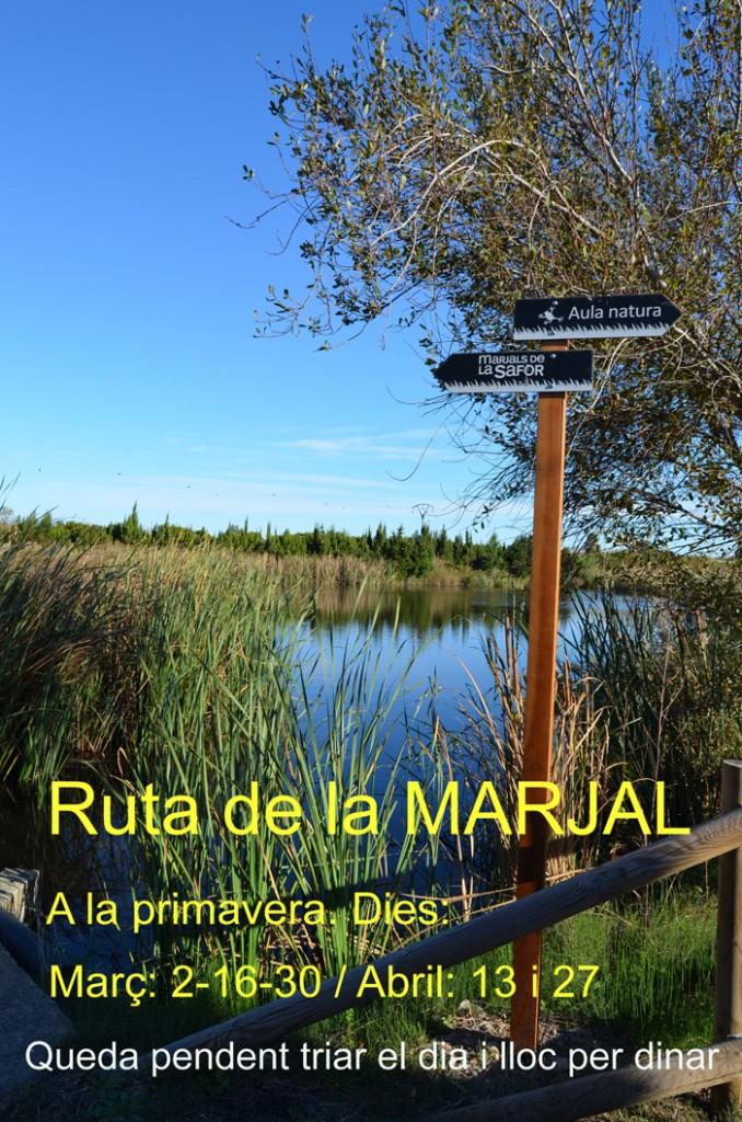Ruta Marjal