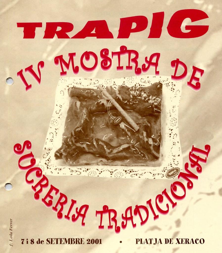 TRAPIG 2001
