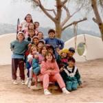 Visita Granja Escola Baladre anys 90